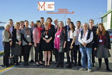 "2016 Meeting for Minds ""SYNERGIES"" Forum – Australia"